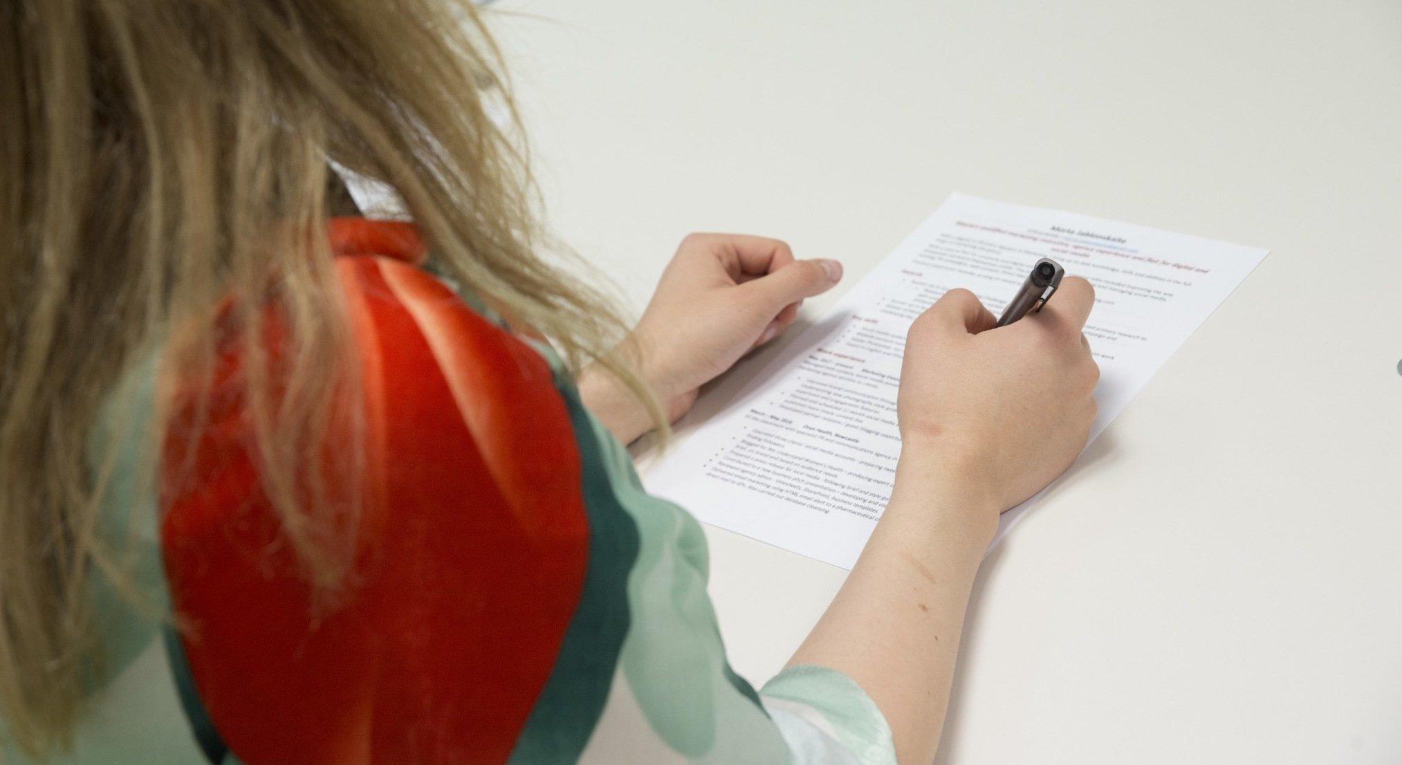 Cv writing service middlesbrough